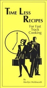 Marilyn Holdsworth's cookbook.